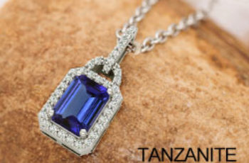 tanzanite pendants us